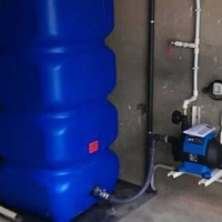 Perforaciones Rodríguez Instalación de depósitos de agua