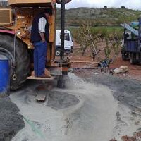 Perforaciones Rodríguez Perforación para captación de agua