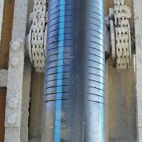 Perforaciones Rodríguez Entubado especial con tuberías de polietileno roscado